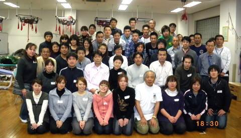 2010年1月31日 第1回 三愛病院ICLS開催