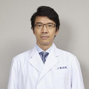 外科部長篠原 寿彦
